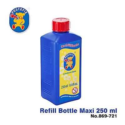 【德國Pustefix】魔法泡泡水補充液250ml (藍瓶) - 869-721