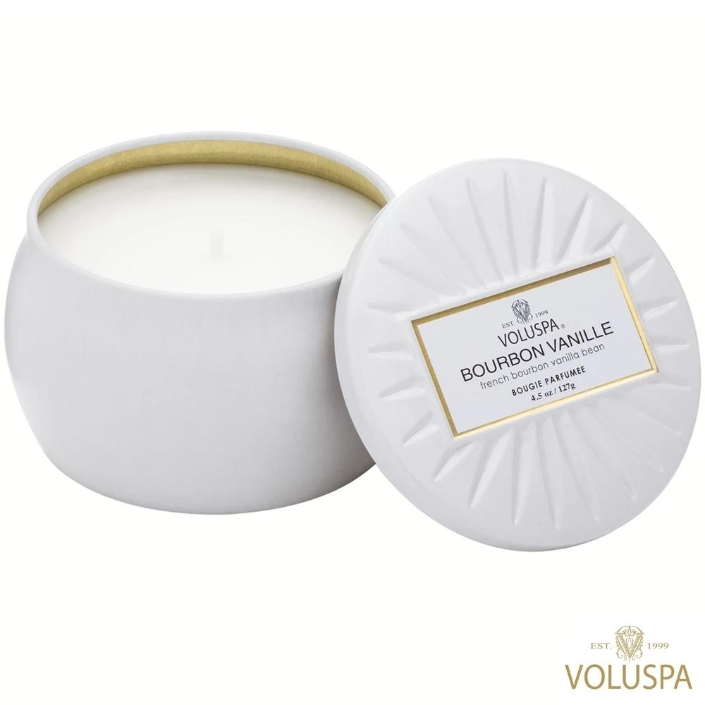 美國香氛VOLUSPA 華麗年代 Bourbon Vanille 波旁香草 127g