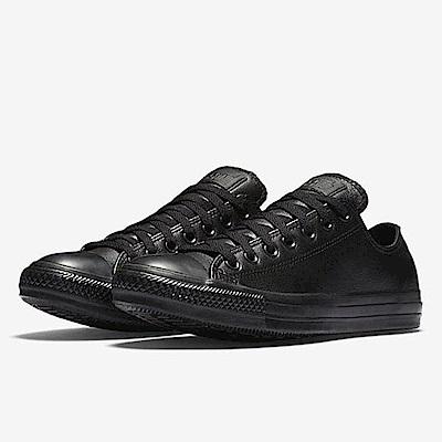 CONVERSE-男女休閒鞋1T865-黑
