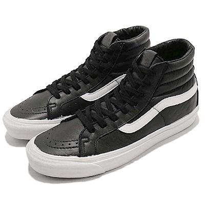 Vans 滑板鞋 OG Sk8-Hi LX 運動 高筒 男女鞋