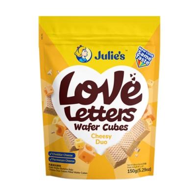 Julies茱蒂絲 威化餅乾-起士(150g)