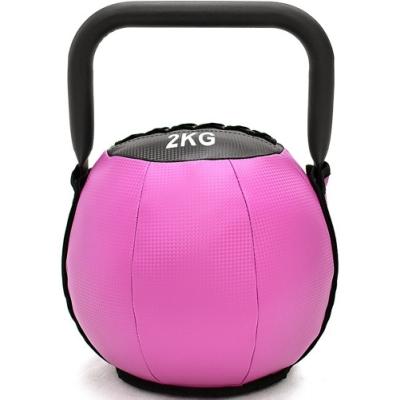 2KG安全軟式壺鈴 競技2公斤壺鈴
