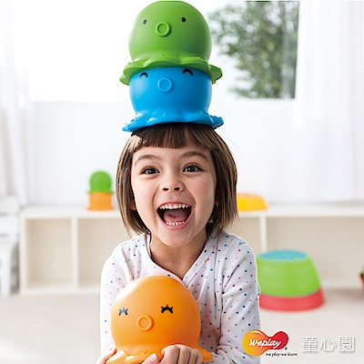 Weplay 章魚帽(2Y+)