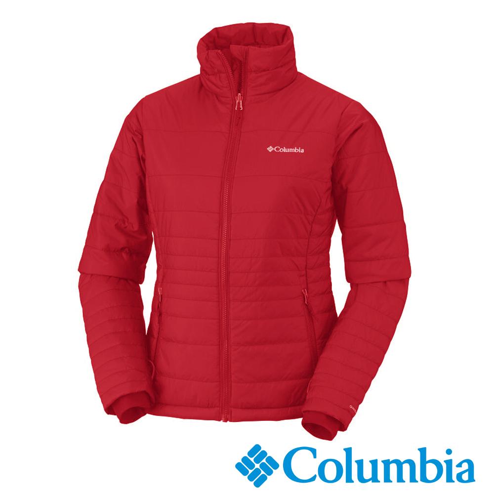 Columbia 哥倫比亞-OMNI-HEAT 保暖外套-紅色UWL54360RD