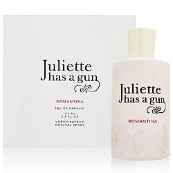 Juliette has a gun帶槍茱麗葉 羅曼緹娜女性淡香精100ml(法國進口)
