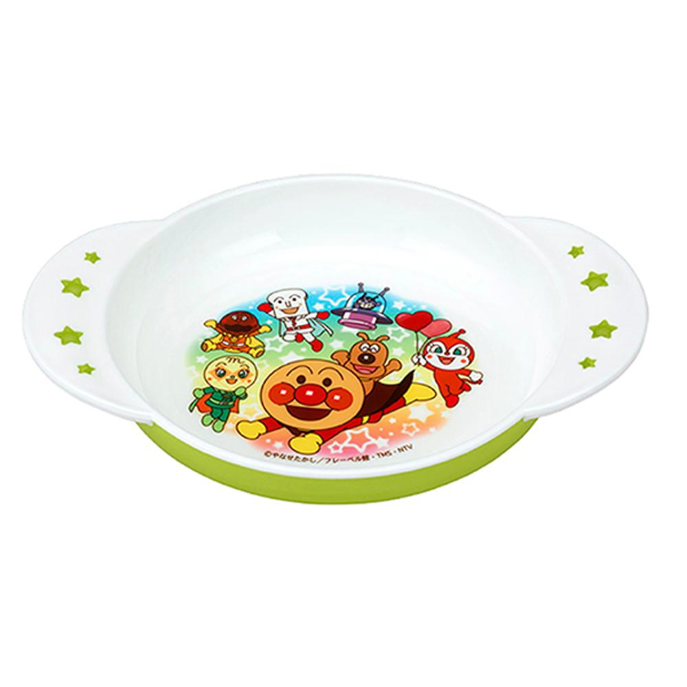 ANPANMAN 麵包超人-AN麵包超人雙耳餐盤(小)