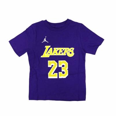 NIKE NBA Statement Edition 兒童 短袖上衣 湖人隊 LeBron James