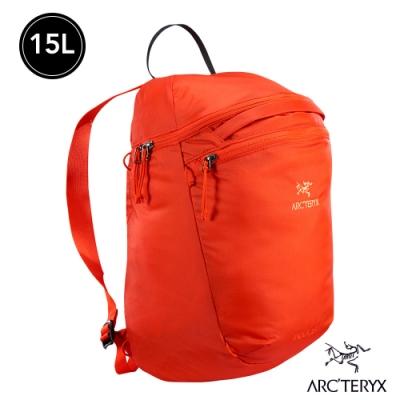 Arcteryx 始祖鳥 24系列 Index 15L 多功能後背包 時代橘