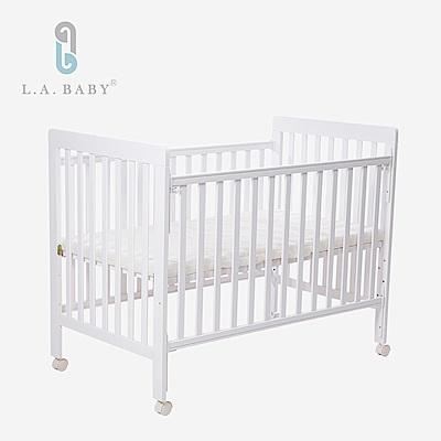 L.A. Baby  密西根三合一嬰兒大床(白色)