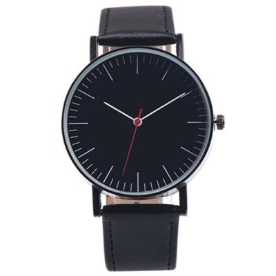 Watch-123 瀟灑有型-北歐簡約品味生活個性手錶(2色任選)