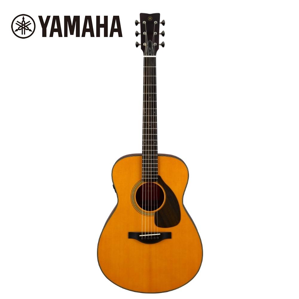 YAMAHA FSX5 紅標電民謠木吉他