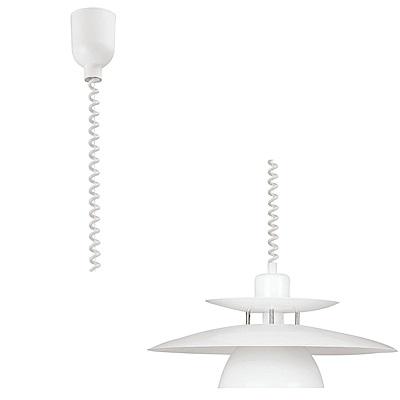 EGLO歐風燈飾 北歐白美型吊燈(不含燈泡)