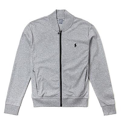 Polo Rlaph Lauren 經典刺繡標誌夾克外套-灰色
