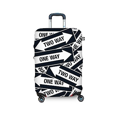 BG Berlin 行李箱套-出發 S (適用17-21吋行李箱)