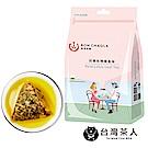台灣茶人 荷葉玫瑰纖盈茶3角立體茶包(18入/袋)*10袋