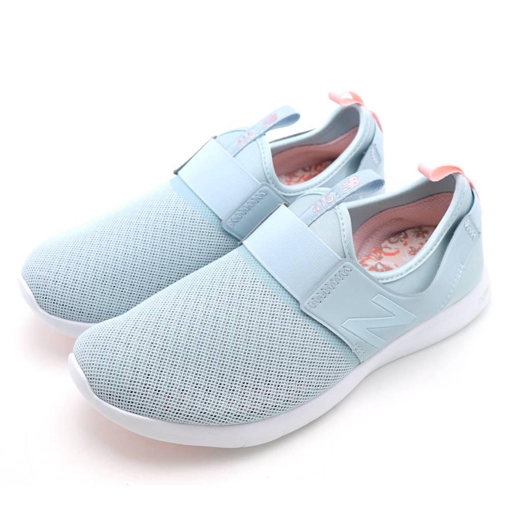 New Balance 女健走鞋 WL415SL 淺藍