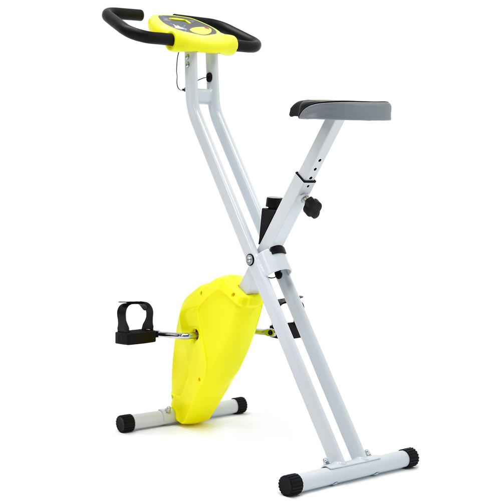 無段式小檸檬X折疊健身車