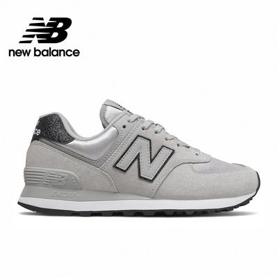 【New Balance】復古運動鞋_女性_灰色_WL574FM2-B楦