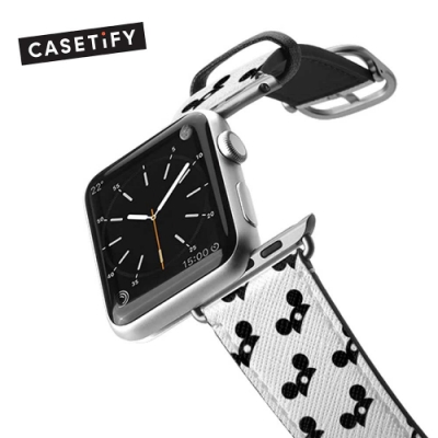 Casetify Apple Watch 38/40mm 時尚錶帶-米奇