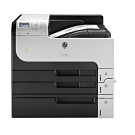 HP LaserJet Enterprise 700 M712dn 黑白雷射印表機