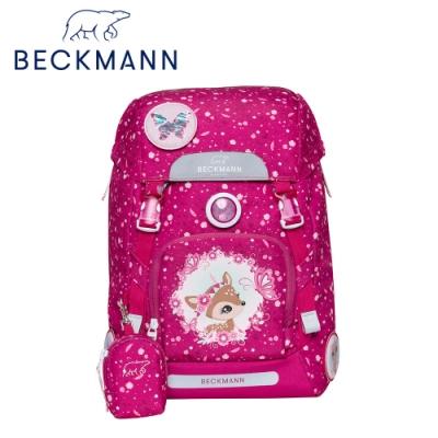 Beckmann-兒童護脊書包22L-繽紛斑比