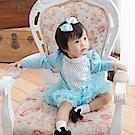 日安朵朵 女嬰雪紡蓬蓬裙連身衣–仙杜瑞拉(長袖)