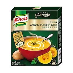 康寶 濃湯奶油風味香甜南瓜盒裝(3包入)