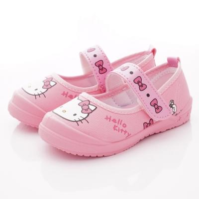 HelloKitty童鞋 甜美休閒鞋款 SE19852粉(中小童段)