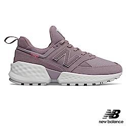 New Balance_574 v2_WS574TEA_女性灰粉紅