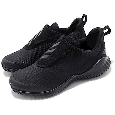 adidas慢跑鞋FortaRun AC運動中大童鞋