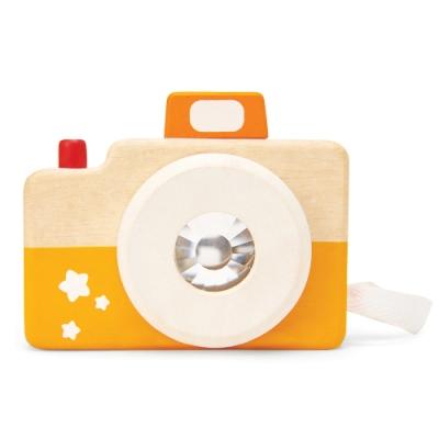 英國 Le Toy Van- Petilou系列啟蒙玩具系列-萬花筒照相機啟蒙玩具