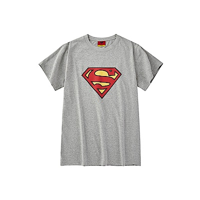 CACO-超人標誌短T-情侶款-(三色)-男【SDC016】