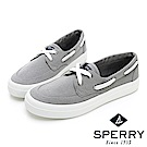 SPERRY CREST BOAT 輕量厚底帆船鞋(女)-灰色