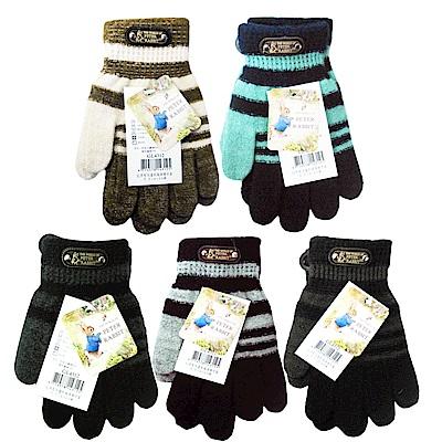 比得兔兒童針織保暖手套-GL4312/GL4211/GL4212-3雙入