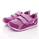 MIZUNO童鞋 RUNNER-ON93355粉紫(中小童段)