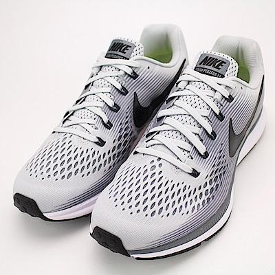NIKE-男慢跑鞋880555010-灰