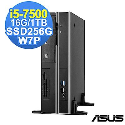 ASUS ESC500 G4 SFF i5-7500/16G/1TB+256G/W7P