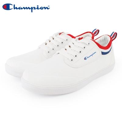 【Champion】CP Cozy LO 休閒帆布鞋 女鞋-白(WFLS-9005-06)