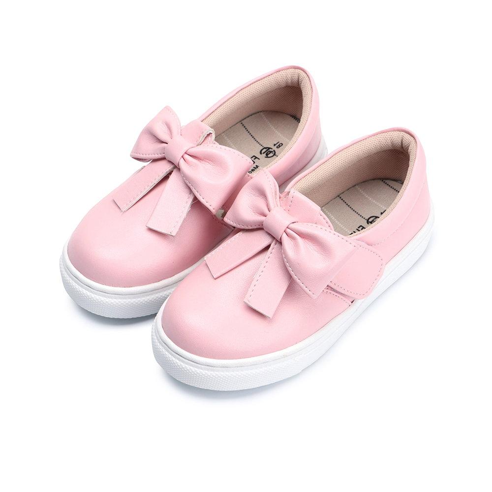 BuyGlasses 蜜糖甜心兒童懶人鞋-粉
