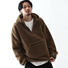 KANGOL連帽絨毛派克外套(5色) -ZIP日本男裝