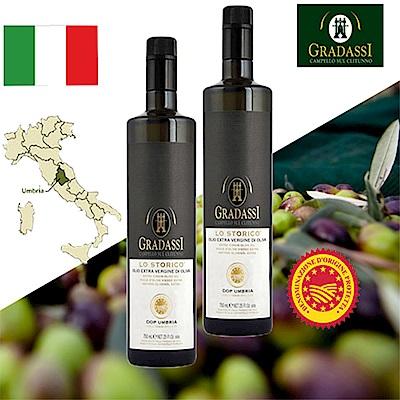 閤大喜 DOP LO STORICO特級冷壓初榨橄欖油750ml*2入