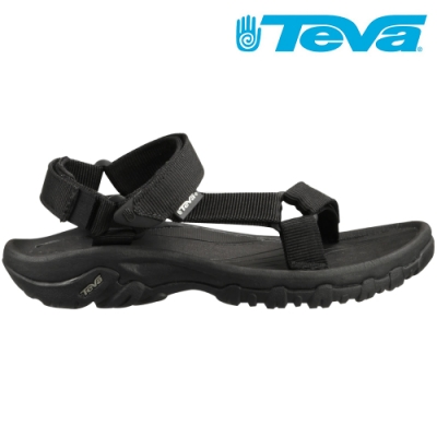 TEVA Hurricane XLT 經典多功能運動織帶涼鞋 女 黑色 TV4176BLK