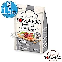 TOMA PRO 優格 高纖低脂 羊肉+米  高齡犬 飼料 13.6公斤