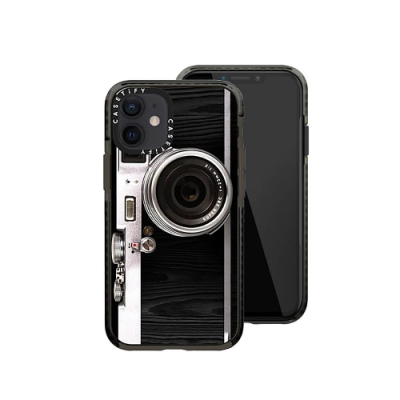 Casetify iPhone 12 mini 耐衝擊保護殼-復古相機