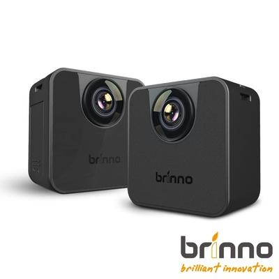 brinno 捷拍Wi-Fi縮時相機2只裝(黑色)TLC120ABKx2