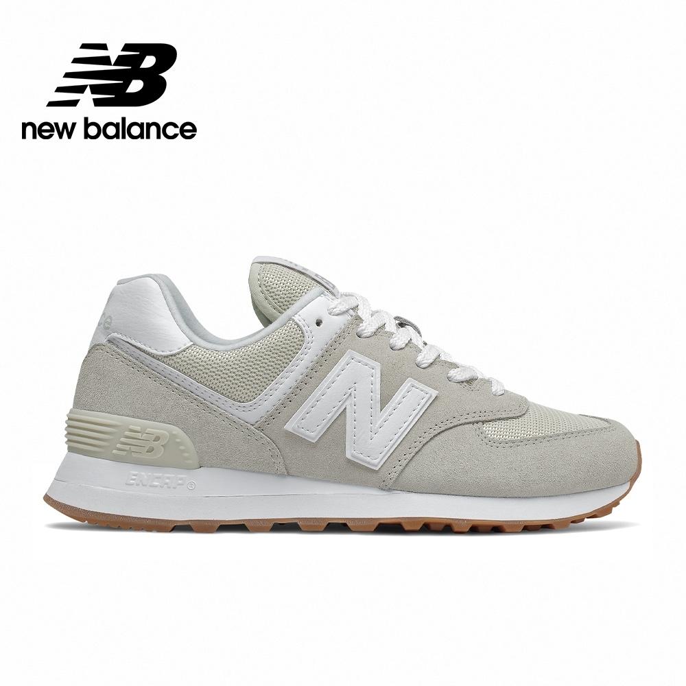 【New Balance】復古運動鞋_女性_奶茶色_WL574PC2-B楦