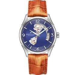 Hamilton漢米爾頓 JAZZMASTER 機械腕錶(H32705541)