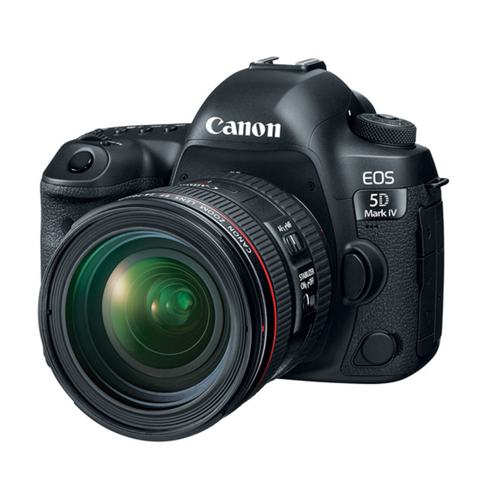 CANON EOS 5D Mark IV+24-70mm F4 單鏡組*(中文平輸) product image 1