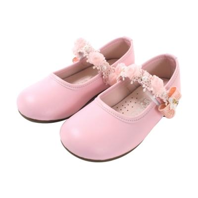 女童台灣製手工娃娃鞋 魔法Baby sk0881