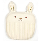 【麗嬰房】Les enphants 有機棉透氣護頸動物枕(2款可選)